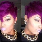 Purple Pixie Shared By MsMonroe