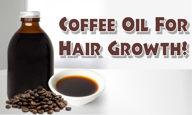 coffee oil for hair growth2