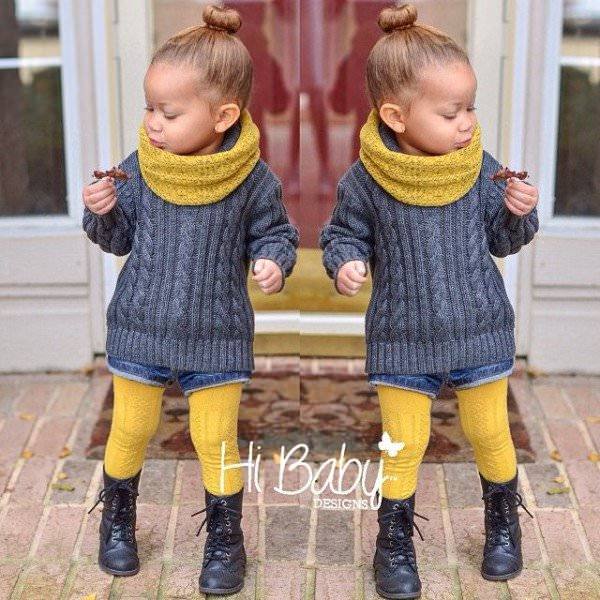 Kid Haircuts With Outfit: Black Hair Information