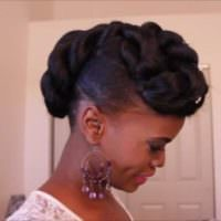 Faux Updo Shared By Mosaiccreations