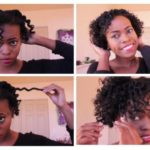 My First Bantu Knot Out Shared By Mosaiccreations
