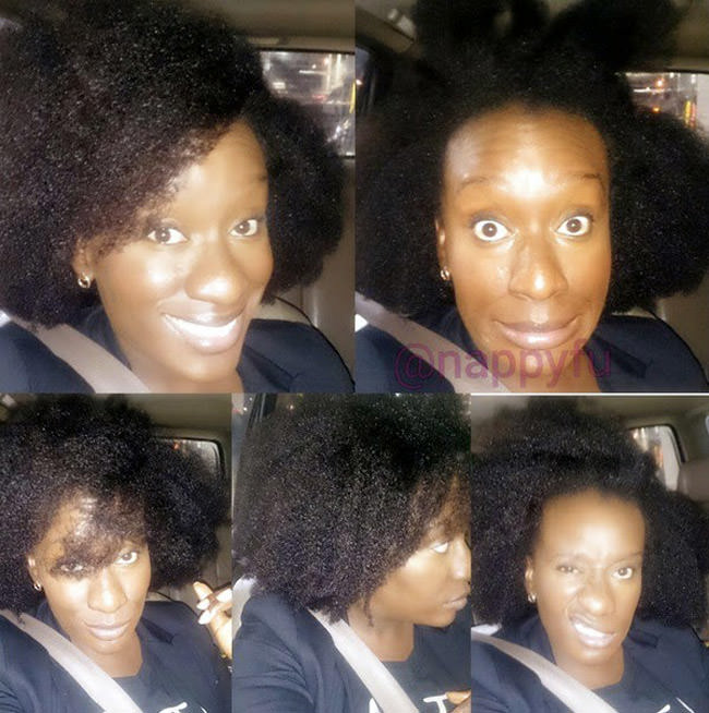 One Method You Can Try To Successfully Blow Dry 4c Natural