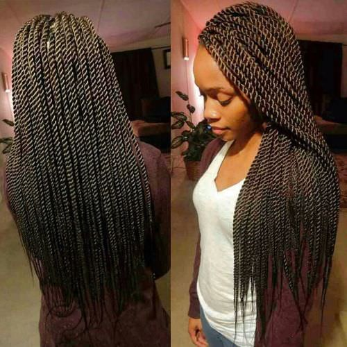 Pretty Twists Black Hair Information