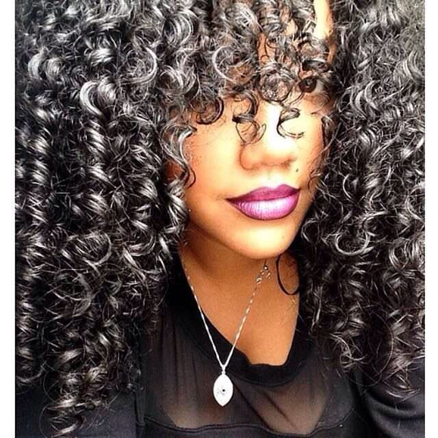 Curly Natural Hair
