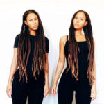 8 Natural Hair Identical Twins Who Have Made a Name for Themselves [Gallery]