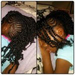 Kids Hairstyles Shared By Shamika Harrison