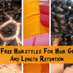 Heat Free Hairstyles Can Help to Maximize Your Hair Growth and Retention