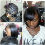 Weave Style Shared By Gabby Mahair