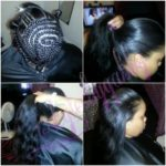 3 Part Sew-in Shared By Gabby Mahair