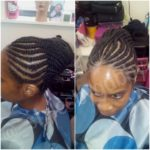 Braids And Twists Shared By Gabby Mahair