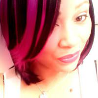 Purple Bob Shared By Brenae1985