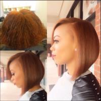 Natural Redhead @hairbychantellen