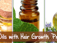 Top 6 Oils with Hair Growth Properties- featured