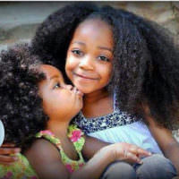 10 Pictures of Little Natural Haired Sisters that Will Make Your Day #tagyoursister [Gallery]