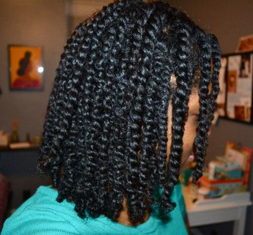 12 Loose Two Strand Twists Styles That Will Make You Swoon Gallery