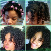 Cheating Bantu Knot Out Shared By Crystal Michelle
