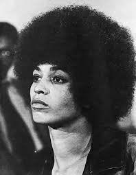 1970: Angela Davis