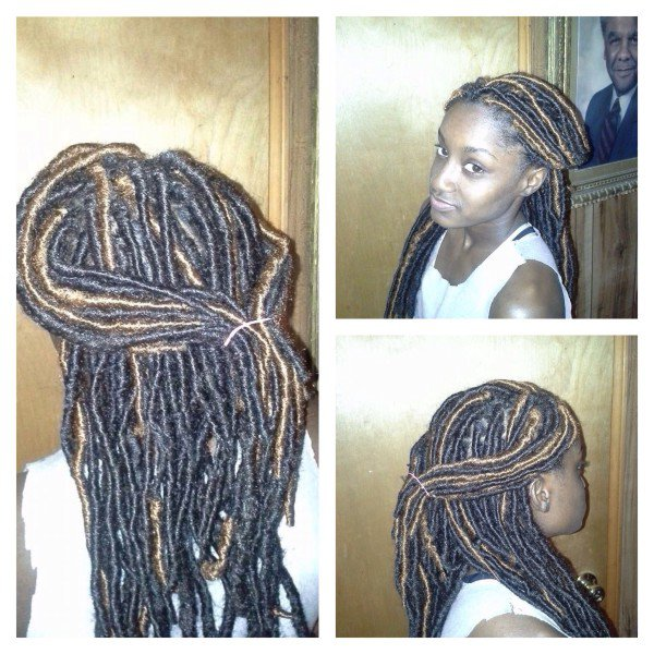 locs and faux locs