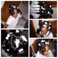 Kids Hairstyles Shared By Karissa Eyez-Ellis