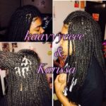 Braids And Twists Shared By Karissa Eyez-Ellis