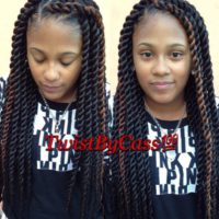 Medium Big Twists Shared By @Twistbycass