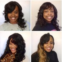 Flawless Sew in Weave Shared By Enchantment Beauty Salon