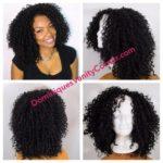 Kinky Curly Crochet Wig