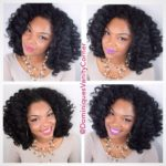 Crochet Kinky Curly Wig Shared By Dominique Oliver