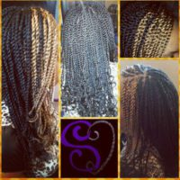 Braids And Twists Shared By Stacy Beach