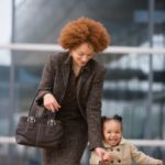 Our Top 5 Natural Hair Styles For Moms On The Go