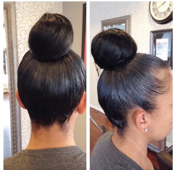 Bun Life By Kaila Hairbyvanitystudio Black Hair Information