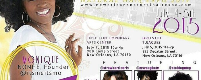 New Orleans Natural Hair Expo + Brunch