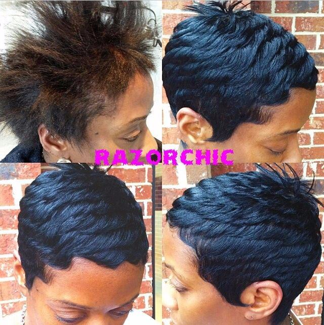 10 Razor Chick Of Atlanta Cuts To Die For Gallery | hair ideas