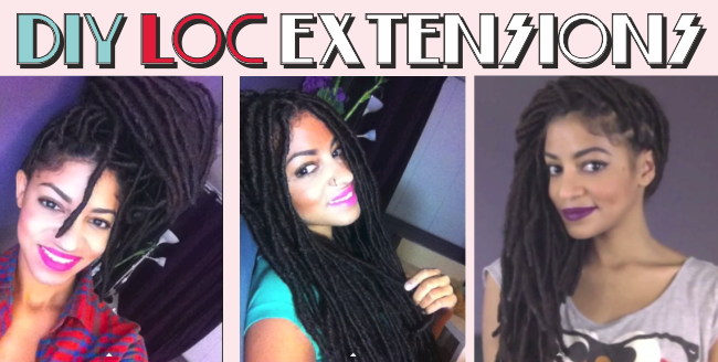 DIY LOC EXTENSIONS