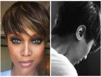 Tyra Banks Has A New Pixie Cut And It Is Super Cute