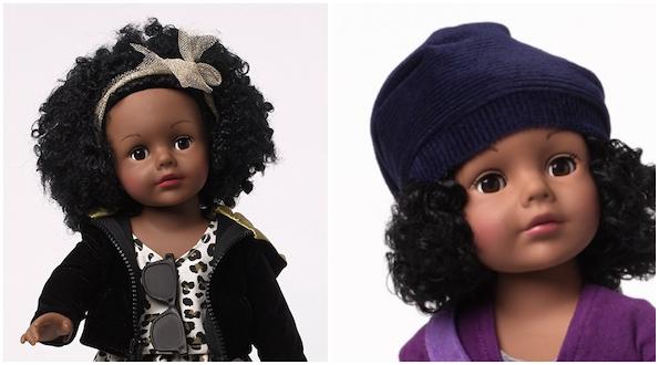4 Black Doll Companies That Make Perfect Natural Hair