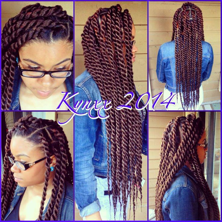 Marley Twists Kynxx