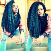 Lovely Crochet Braids @ Jasmine Jones