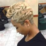 Blonde Waves @salonchristol