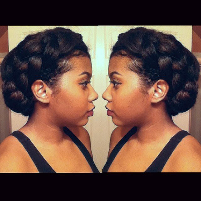 How to Style a Mini Crown Braid How to Style a Mini Crown Braid new picture