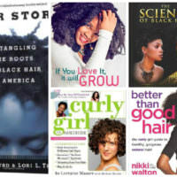 5 Hair Care Books That Should Be On Your Book Shelf Now