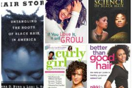 hair books