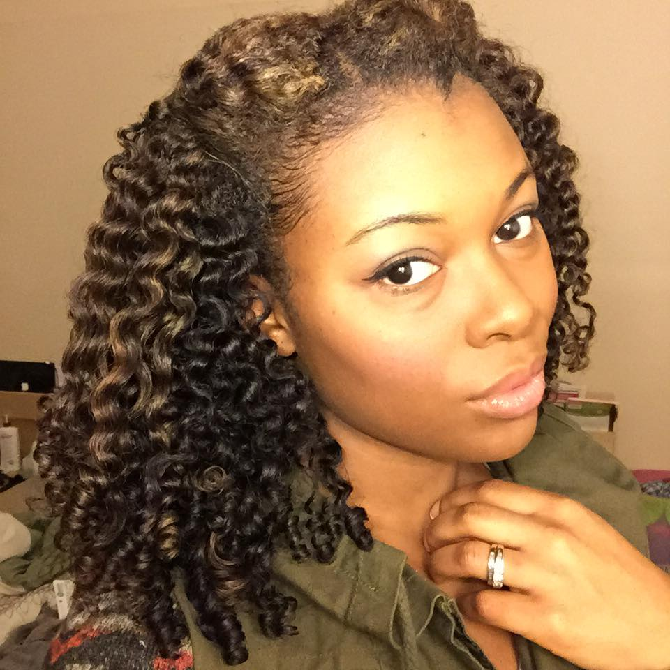 The Only Braid Out Routine You Will Ever Need To Get Your
