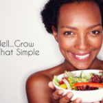 natural hair eat healthy