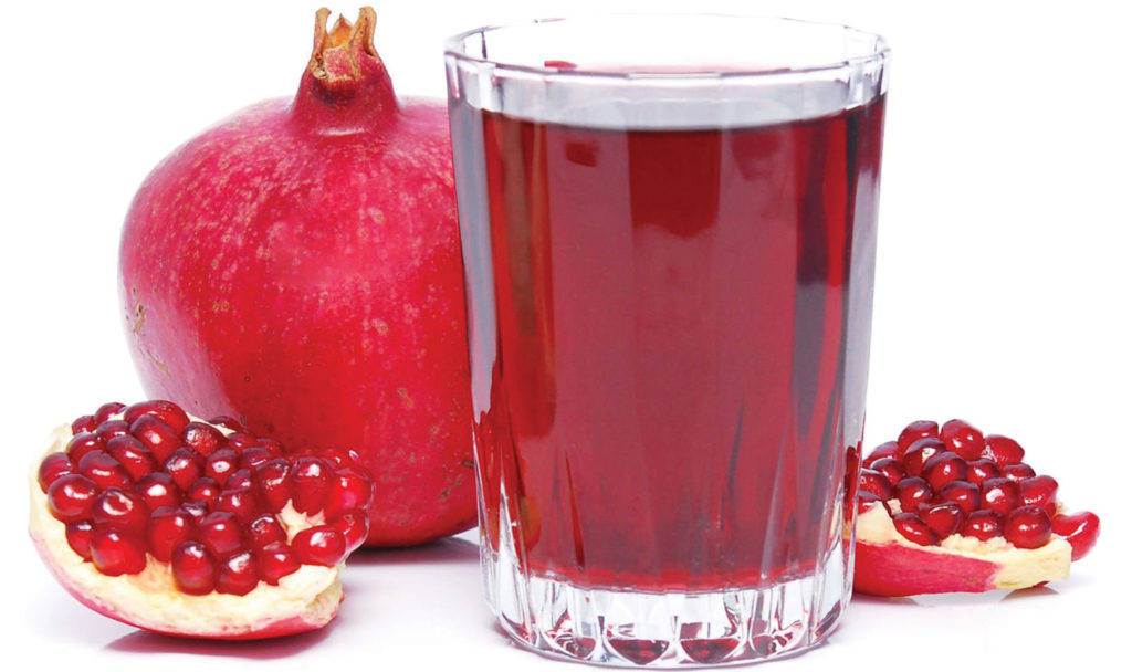 How To Naturally Spruce Up Hair Color Using Pomegranate Juice