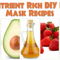 4 Nutrient Rich DIY Hair Mask Recipes Designed To Give Your Hair Moisture And Strength
