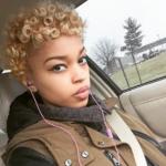 Blonde Curls @damitanavonne