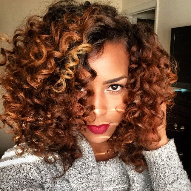 How To Wand Curl Short Natural Hair