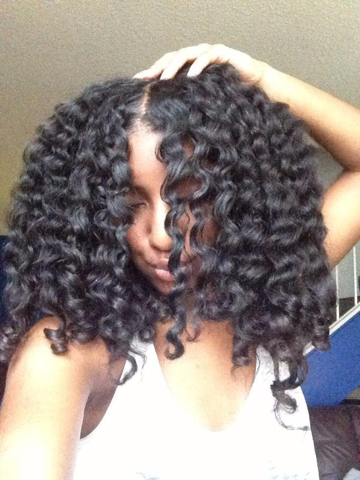 21 Twist Outs On Pinterest That Are Nothing Short Of Pure