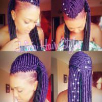 Very Lovely Braids By Jalicia Hair Styles